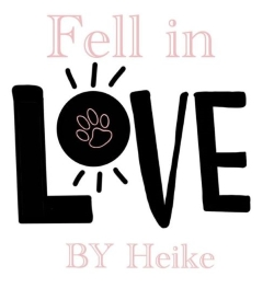 Logo Fell in Love by Heike
